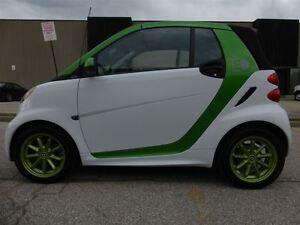 2013 smart fortwo electric drive CONVERTIBLE -- LOW 5,700 KM --