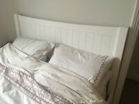 Brand new headboard - king size - free to collect - some marks