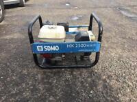 Honda gx160 generator (petrol)