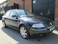 2002 VOLKSWAGEN PASSAT V5 FULL LEATHER AUTO Part exchange available / Credit & Debit cards accepted