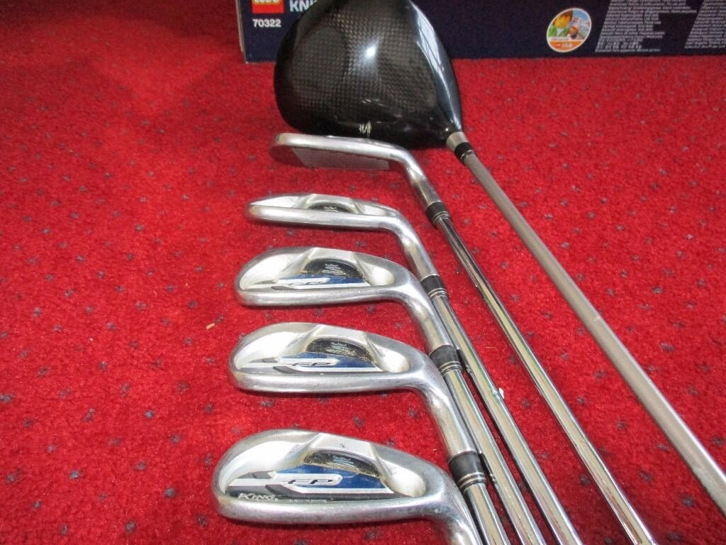cobra irons an driver golf clubsin Pinner, LondonGumtree - cobra irons reg shafts 7 to gap wedge an cobra driver reg nice kit clean faces 50 pounds not looking for offers please viewing welcome . text for quicker reply 07837858230 . tons of golf balls to 40p each grade a