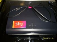 Sky+ HD 500GB Box DRX890WL-C (Latest Model) Fab condition plus remote, view card