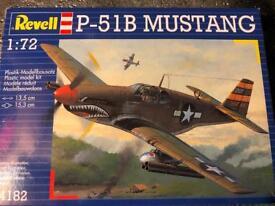 Mustang model kit