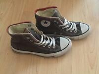Size 4 Converse High Tops