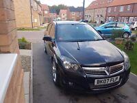 Vauxhall astra 07 cdti