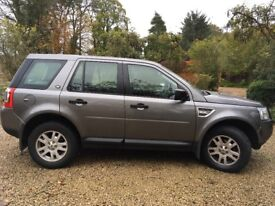 Freelander XS TD4 Diesel Auto,Single lady Owner Excellent Condition-Quick sale £8100 ono