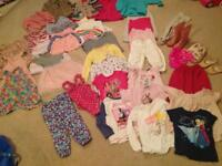 Girls age 3-4 years clothes bundle