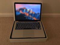 """Apple MacBook Pro 13.3"""" Mid-2014 2.6GHz i5 8GB RAM 256GB SSD MGX72B/A"""