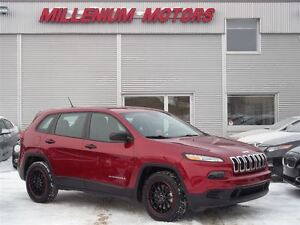 2014 Jeep Cherokee SPORT / EASY FINANCING AVAILABLE