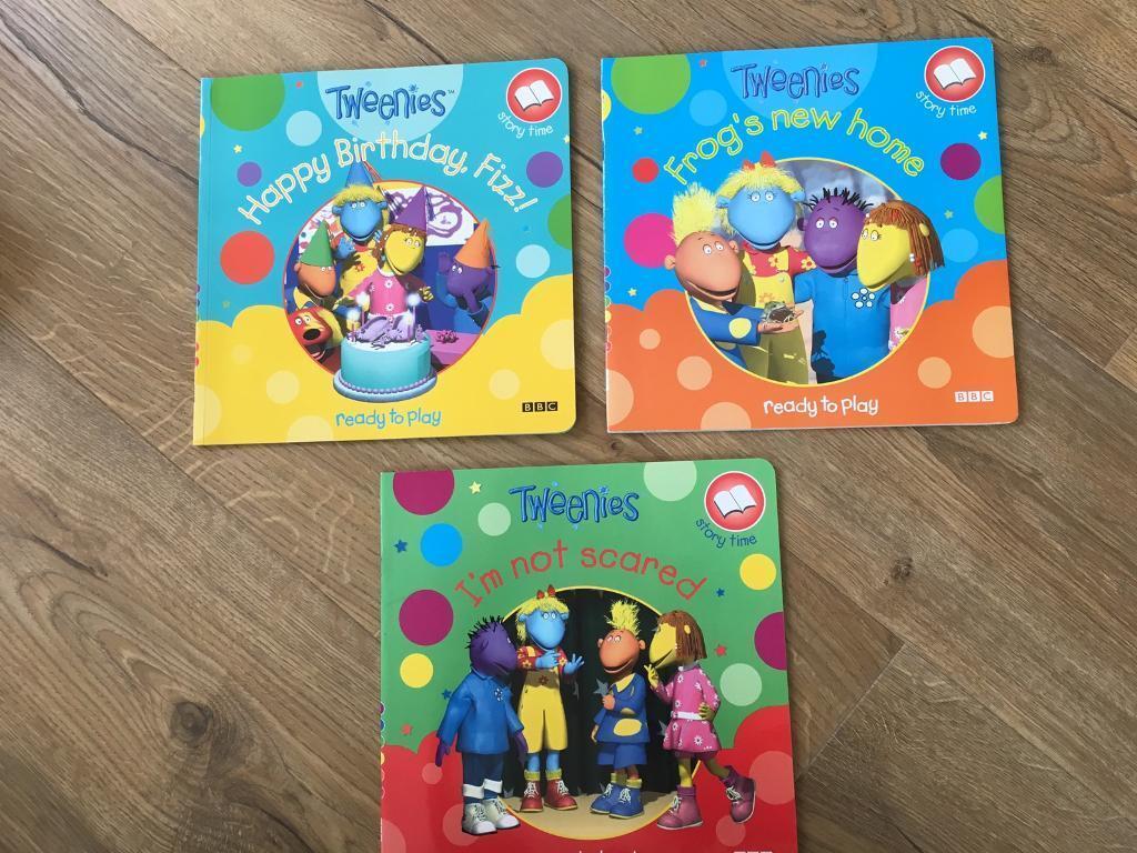 Children's Tweenie's Storybooks