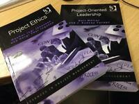 Project Ethics and Oriented Leadership