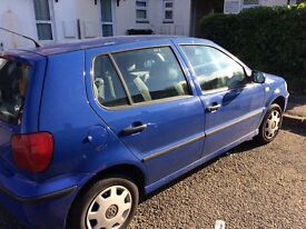 Volkswagen Polo for parts