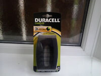 duracell 4pk AA charger
