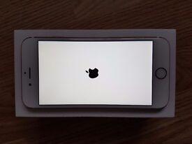 Iphones 6s rose gold 16gb