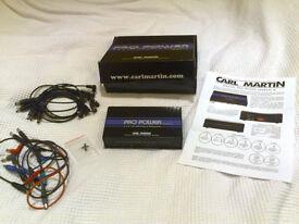 Carl Martin Pro Power V2 pedal/pedaboard power supply unit
