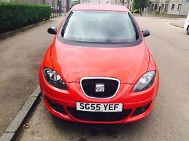 Mint car..55 Plate Seat Altea1.6 full year MOT no advisory low 65k miles 9 Service Stamp £1650