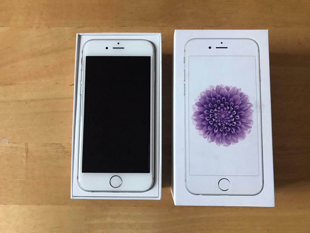 Apple iPhone 6 16GB Silver on Vodafone 7 Months Apple Warrantyin Bradford, West YorkshireGumtree - Apple iPhone 6 16GB Silver on Vodafone. Phone unlocking request has been sent to Vodafone and the phone will hopefully be unlocked in 3 7 working days. The phone is in like new condition with genuine box and all accessories. It still has 7 months...