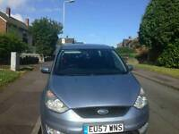 Immaculate condition Ford Galaxy 1. 8tdci long mot new clutch nd fly wheel. Lots of history