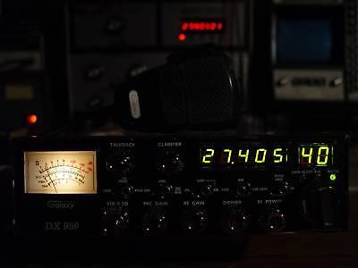 GALAXY DX-959 SSB 40 CH CB RADIO,>SUPERTUNED<<>>((SKIP TALKING^^^SKY WALKER))<<