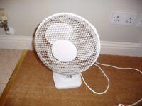 Desktop Electric Fan