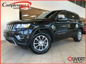 Jeep Grand Cherokee limited toit ouvrant cuir caméra de recul 20