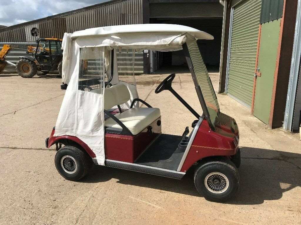Club Car petrol Golf Buggy
