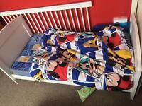 Cot/ cot bed
