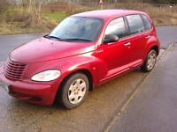 CHRYSLER PT CRUISER CLASSIC 2.1 DIESEL 54 REG .LOW MILEAGE.