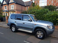 Toyota 1996 - Landcruiser Prado - Very well looked after - Very good Condition.
