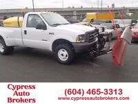 2004 Ford F-350 XL (Only 14000 KM'S)