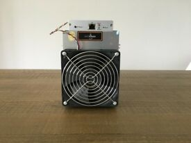 Bitmain Antminer L3+ Includes Bitmain APW3++ PSU -> 6 Available!