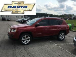 2012 Jeep Compass Sport NORTH EDITION FWD 5DR