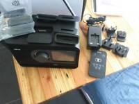 Revo Axis XS Touchscreen DAB / FM / Internet radio and Bluetooth speaker