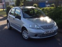 2005 CITROEN C3 1.4 DIESEL *1 OWNER FROM NEW *ONLY 37000 MILES*