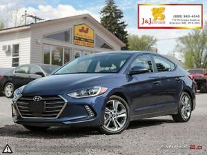 2018 Hyundai Elantra Limited Leather,Sunroof,Auto