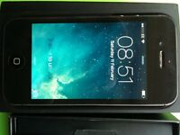 Apple i phone 4 boxed - 16GB on EE network