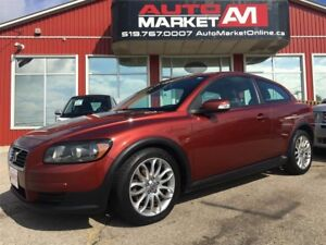 2008 Volvo C30 2.4i, Alloys, WE APPROVE ALL CREDIT