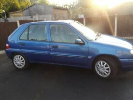 Citroen saxo first car mint