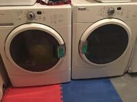 May tag Epic Z Washer & Dryer Set