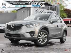 2015 Mazda CX-5 GS LOADED WITH OPTIONS!