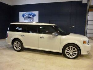 2012 Ford Flex LIMITED AWD TOIT GR.REMORQUAGE