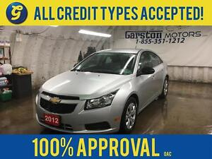 2012 Chevrolet Cruze KEYLESS ENTRY*CRUISE CONTROL*ON STAR PHONE