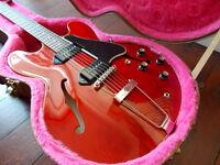 2012 Gibson Custom Shop ES-330 VOS Heritage Cherry