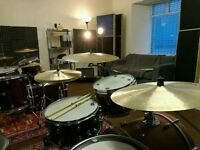 Drum Lessons at Cambuslang Drum Studio