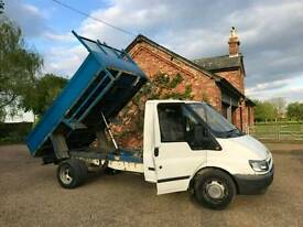 Ford transit tipper 2003 ready for work