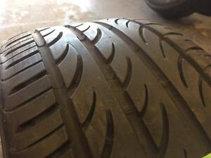 285/30/21 Pirelli P-Zero Nero Tires