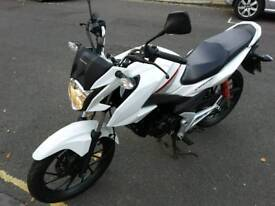 Honda GLR 125 better than cbf or cbr excellent condition only 1399 no offers no offers no offers