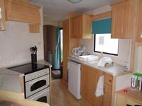 Caravan to hire Sleeps up to 8 @ Cayton Bay School Holidays from £275