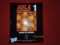 Aula internacional 1 spanish course book
