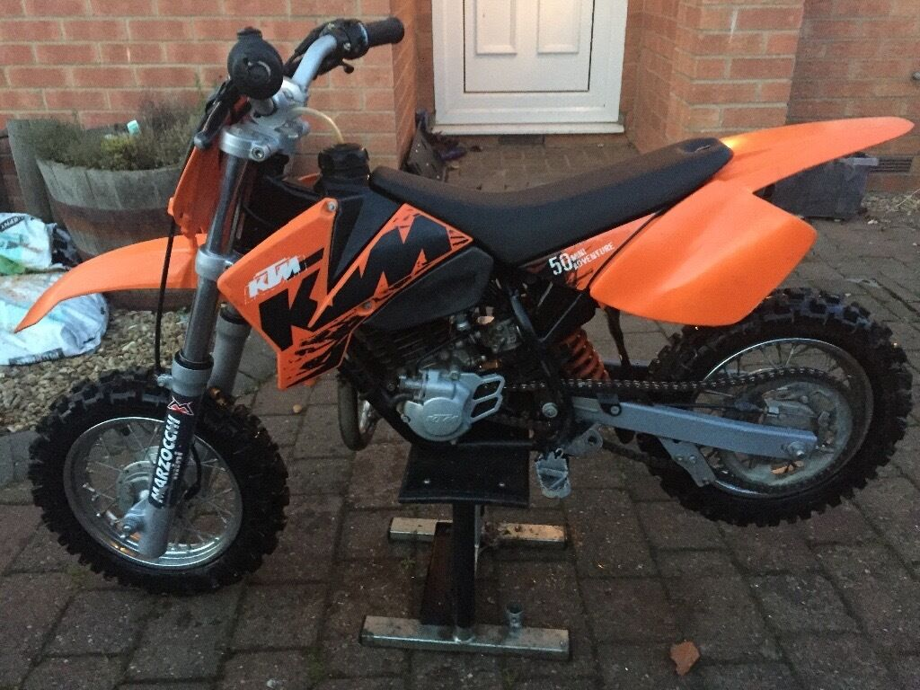 ktm 50 mini adventure 2007 | in grantham, lincolnshire | gumtree